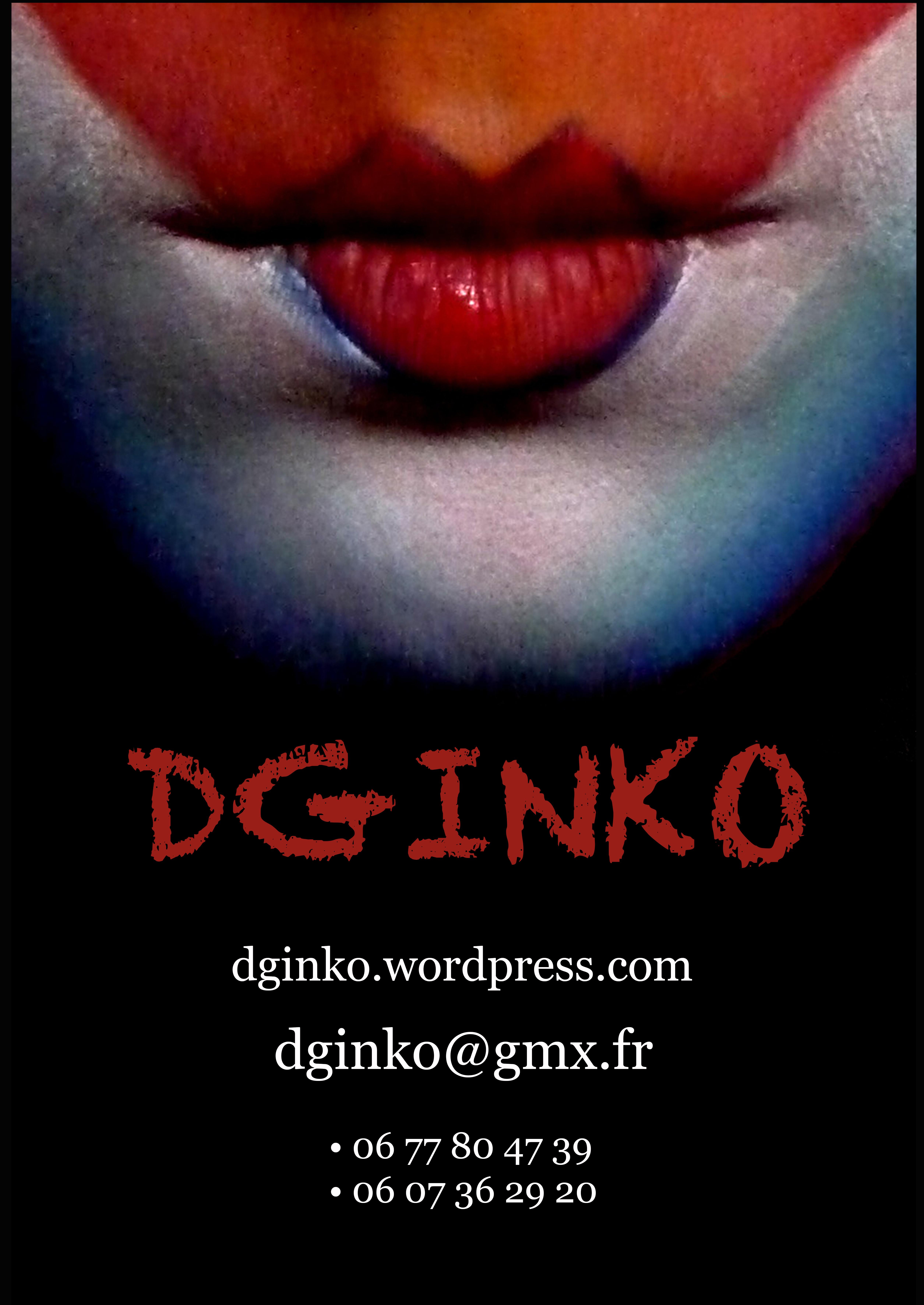 Affiche Dginko test 01